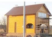 Дом-Баня из бруса готовые срубы с установкой-10 дней недор Червень