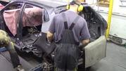 Рихтовка и кузовной ремонт в Минске