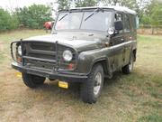 Автомобиль УАЗ-469