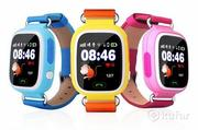 Детские часы Smart Baby Watch Q80 Wonlex