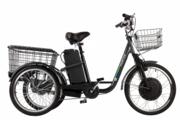 Велогибрид (трицикл) Crolan 350W