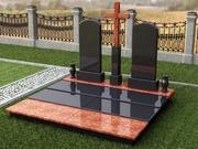 Благоустройство. Облицовка могилы плиткой (керамической,  тротуарной)