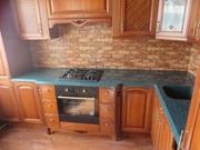 Кухонные столешницы из камня изготовим на заказ недорого.