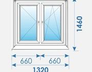 Окна/Двери пвх продажа и установка выезд Городея и район