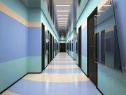 Выполняем ремонт любых административных зданий и помещений.