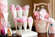 Точка по продаже сладкой ваты в ТЦ