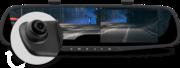 Видеорегистратор-зеркало Eplutus d02 с двумя камерами!