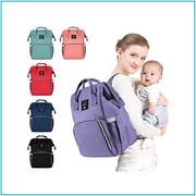 Рюкзак-сумка для мамы Baby Mo (все цвета)