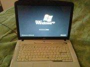 Старый ноутбук Acer Aspire,  15 дюймов