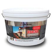 Краска для наружных и внутренних работ силиконовая «Белкрас» от 4, 75 р