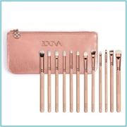 Профессиональный набор кистей ZOEVA Rose Golden Complete Eye Set Vol.2 12шт