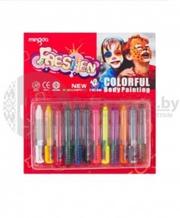 Набор карандашей для аквагрима Freshen