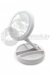 Зеркало со светодиодами My FoldAway Mirror