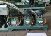 Продам холодильную установку на базе 3х компрессоров Bitzer 4TCS.8.2 б