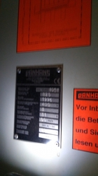 Станок для раскроя плит ТИП 693/EURO 10SF