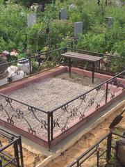 Благоустройство могил / надмогильных сооружений