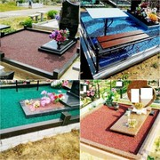 Благоустройство могил Минск