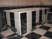 Укладка/облицовка плиткой в любых помещениях