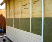 Утепление фасадов частных домов. Реальные цены