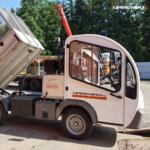 Электромобиль грузовой GOUPIL G3