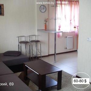 VIP апартаменты в центре города Минска от 30 $ в сутки