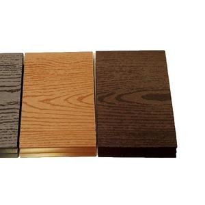 Сайдинг из ДПК с текстурой дерева («CM Cladding» Швеция)