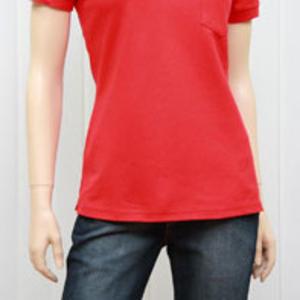 Женская рубашка-поло