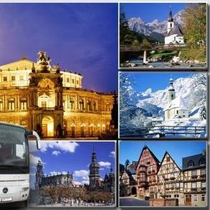 Автобусные туры по Европе!