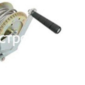 Лебедка ручная TOR FD-1200 (г/п 0, 5 т,  длина троса 10 м)