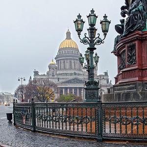 Огни новогоднего Петербурга - Новогодний WEEKEND 2017