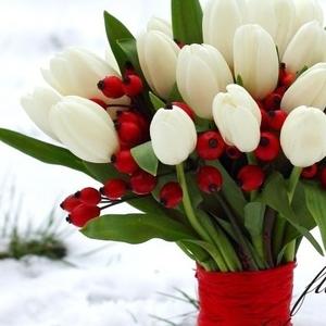 Тюльпаны оптом в Минске