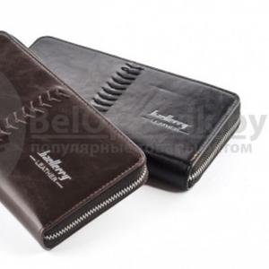 Портмоне Baellerry Leather (черный) Портмоне Baellerry Leather