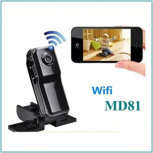 Мини камера MD81 Wi-Fi,  IP