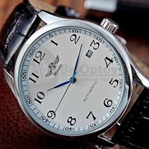 Мужские часы (механика) Winner Lux White