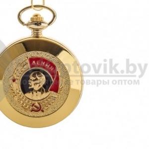 Карманные часы Ленин