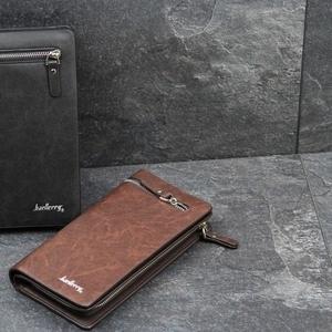 Стильный кошелек клатч портмоне Baellerry Italy