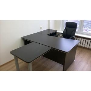 Комплект мебели для руководителя из серии