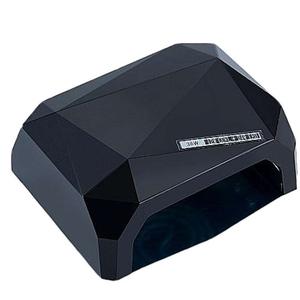 Лампа гибридная для сушки гель-лака 36W CCFL (UV/УФ) + LED, черная
