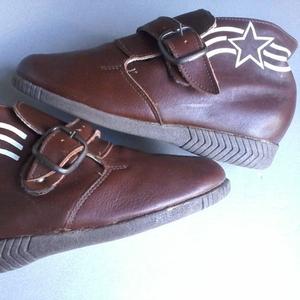 Ботинки детские,  для мальчика,  размер 20, 5 (32).