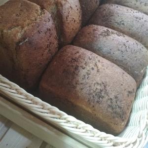 Хлеб без сахара и дрожжей