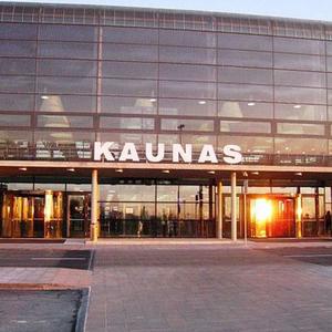 Трансфер Минск-Каунас,  Каунас-Минск с заездом в аэропорт