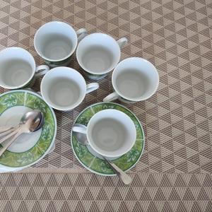 Кофейный набор на шесть персон