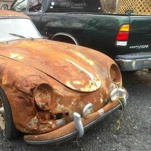 Удаление ржавчины с автомобиля лазером