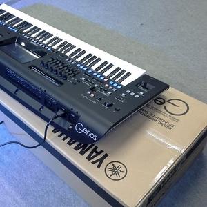 Yamaha PSR-SX900,  Yamaha Genos 76-Key,  Korg Pa4X 76 key ,  Korg PA-1000