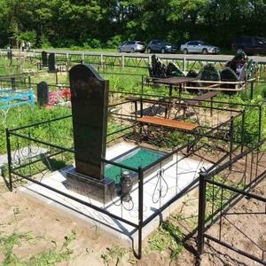 Памятник под ключ,  благоустройство могил. Выезд Боровляны и рн