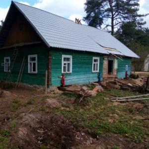Услуга Реконструкция дома
