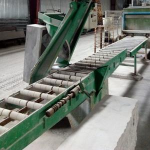 Предлагается к продаже завод по производству гранитных плит и каменных фасонных изделий полного цикла