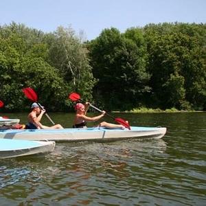 Организация активного отдыха на природе по рекам Беларуси!