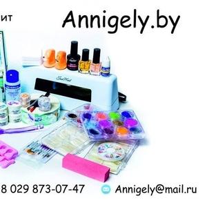 Материалы,  Оборудование И Аксессуары для ногтевого сервиса