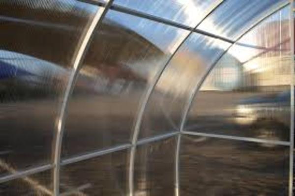 Теплица СИБИРСКАЯ-1 самая прочная теплица из оцинкованной трубы 2